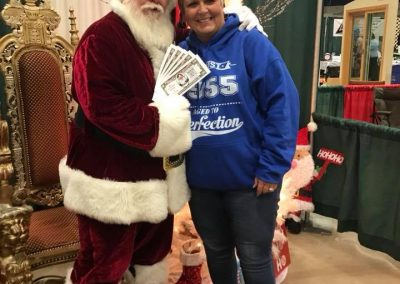 Santa Stash Cash Winner 2